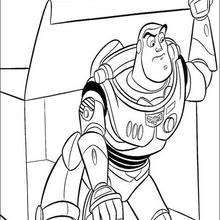 Toy Story 50 - Coloring page - DISNEY coloring pages - Toy Story ...