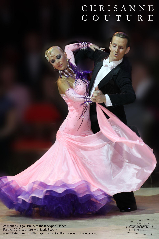 Oh, the beauty of ballroom dresses. | Dança Clássica | Pinterest ...