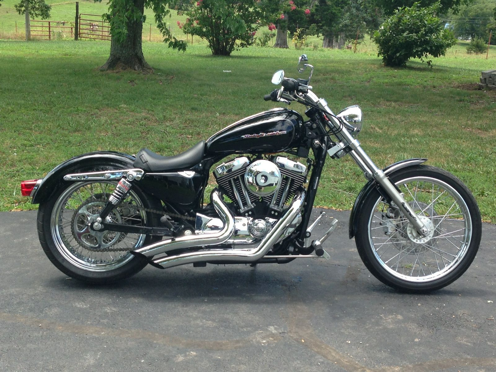 Harley Davidson Sportster Forty Eight Xlx For Sale