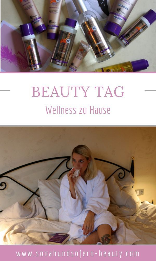 Beauty Tag Zuhause