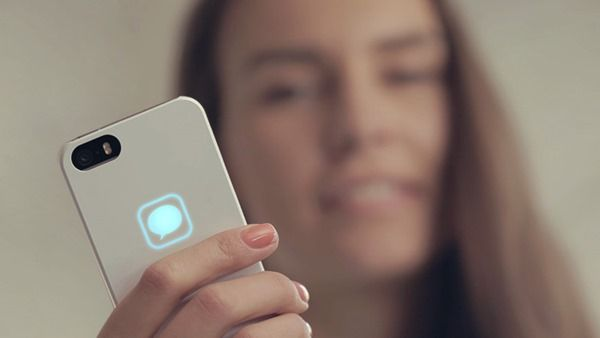 This Epic iPhone Case Glows With Incoming Notifications [VIDEO]