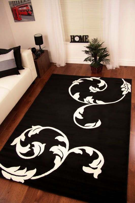 Details About New Modern Soft Quality Rugs Small Large Xl
