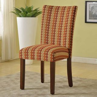 homepop dots parson chairs (set of 2) by homepop   dining chairs