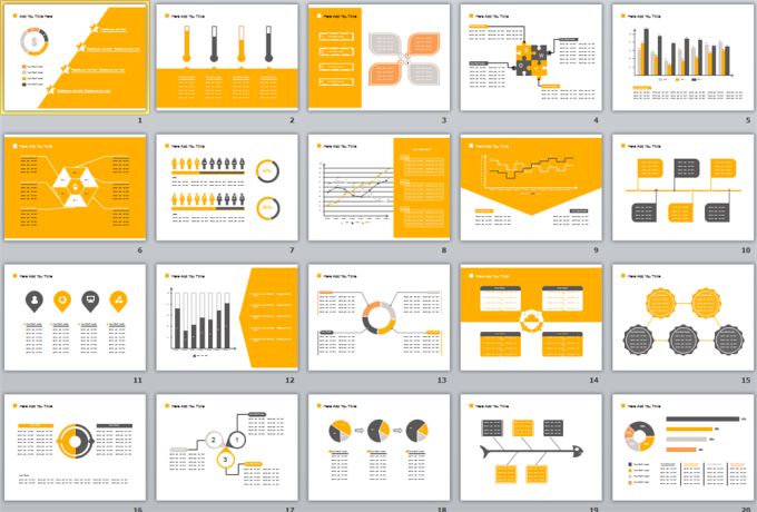 Create Visually Appealing Powerpoint Presentation By Asadhameed24