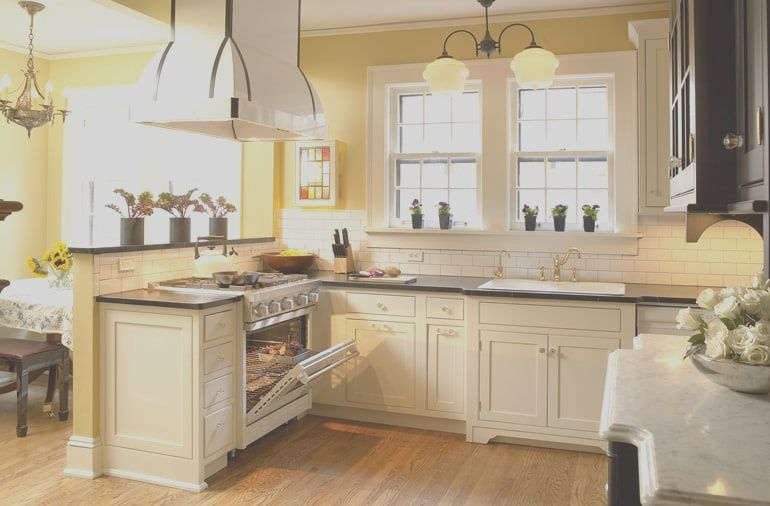 10 Typical Victorian Kitchen Modern Photos In 2020 Blue Kitchen Decor New Kitchen Cabinets Yellow Kitchen Walls