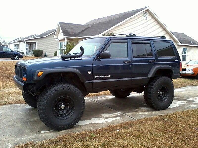 Xj blue Jeep cherokee xj, Jeep cherokee, Jeep xj