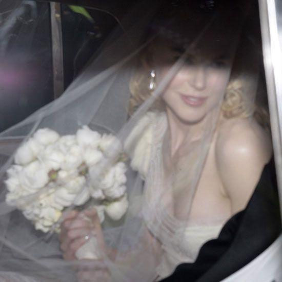 The Ultimate Celebrity Wedding Gallery | Brautkleid und Blumen