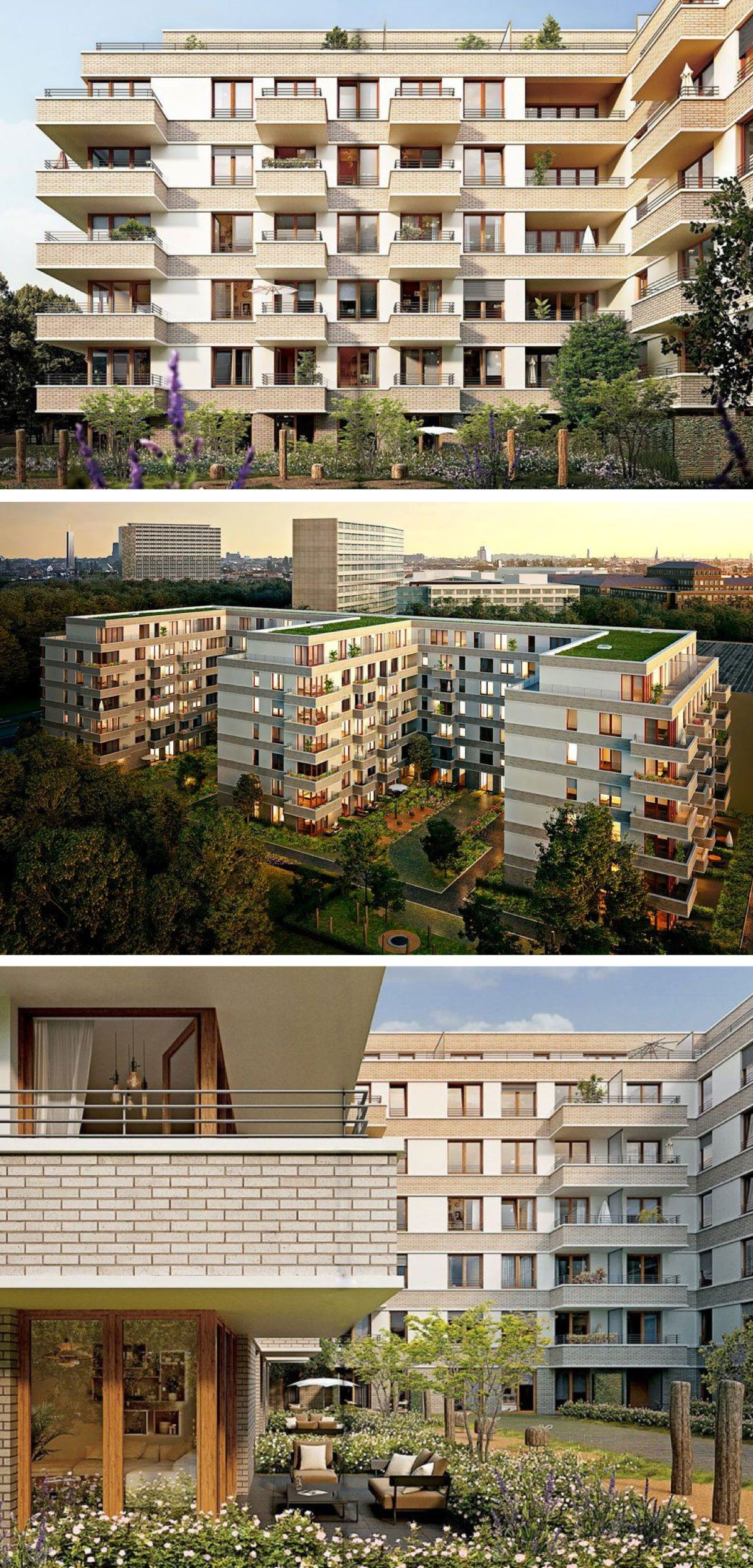 Immo Imobilien Mulberry Yards Berlin Wilmersdorf One Immo Neubau