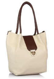 Lara Karen Cream Hobo Handbag Online Ping