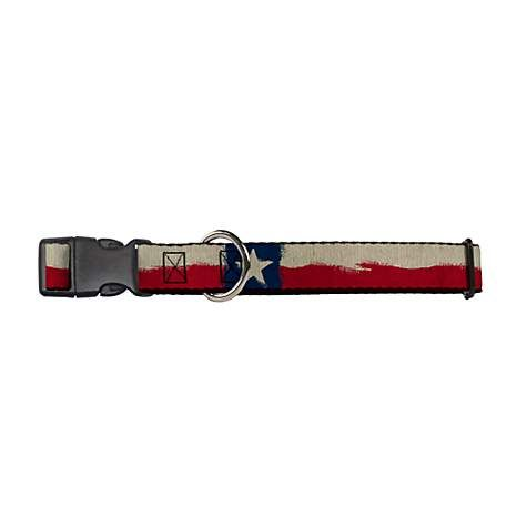 Buckledown Texas Flag Collar | Petco