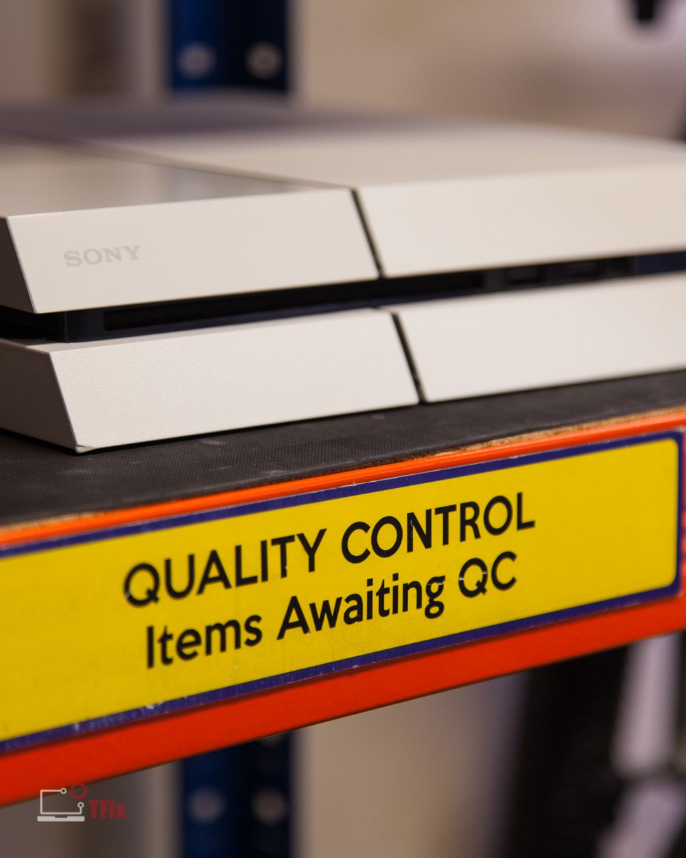 Playstation 4 in quality control #quality #control #playstation4