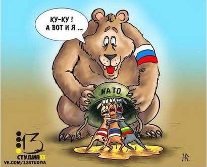 ОБ ИСКЛЮЧЕНИИ ПРИБАЛТИКИ ИЗ НАТО