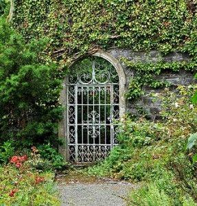 Tämä portti voi johtaa jopa toiseen maailmaan
