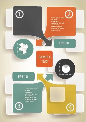 Best 55 Free Infographic Vector Templates | free template ...