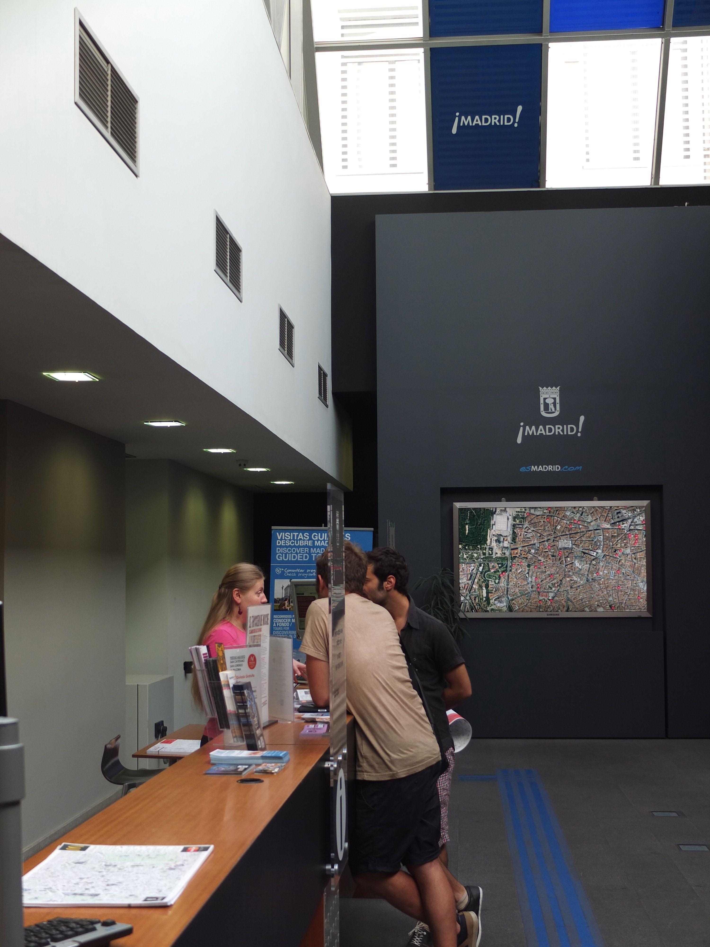 Office de tourisme de madrid espagne t 2012 tourist information - Office de tourisme espagne ...