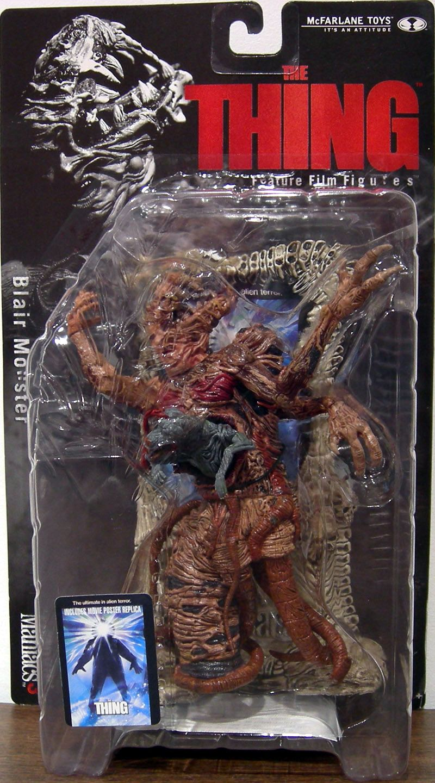 Blair monster thing action figure movie maniacs mcfarlane