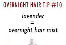 10 BEST OVERNIGHT HAIR CARE TIPS TO GET HEALTHY HAIR IN SLEEP