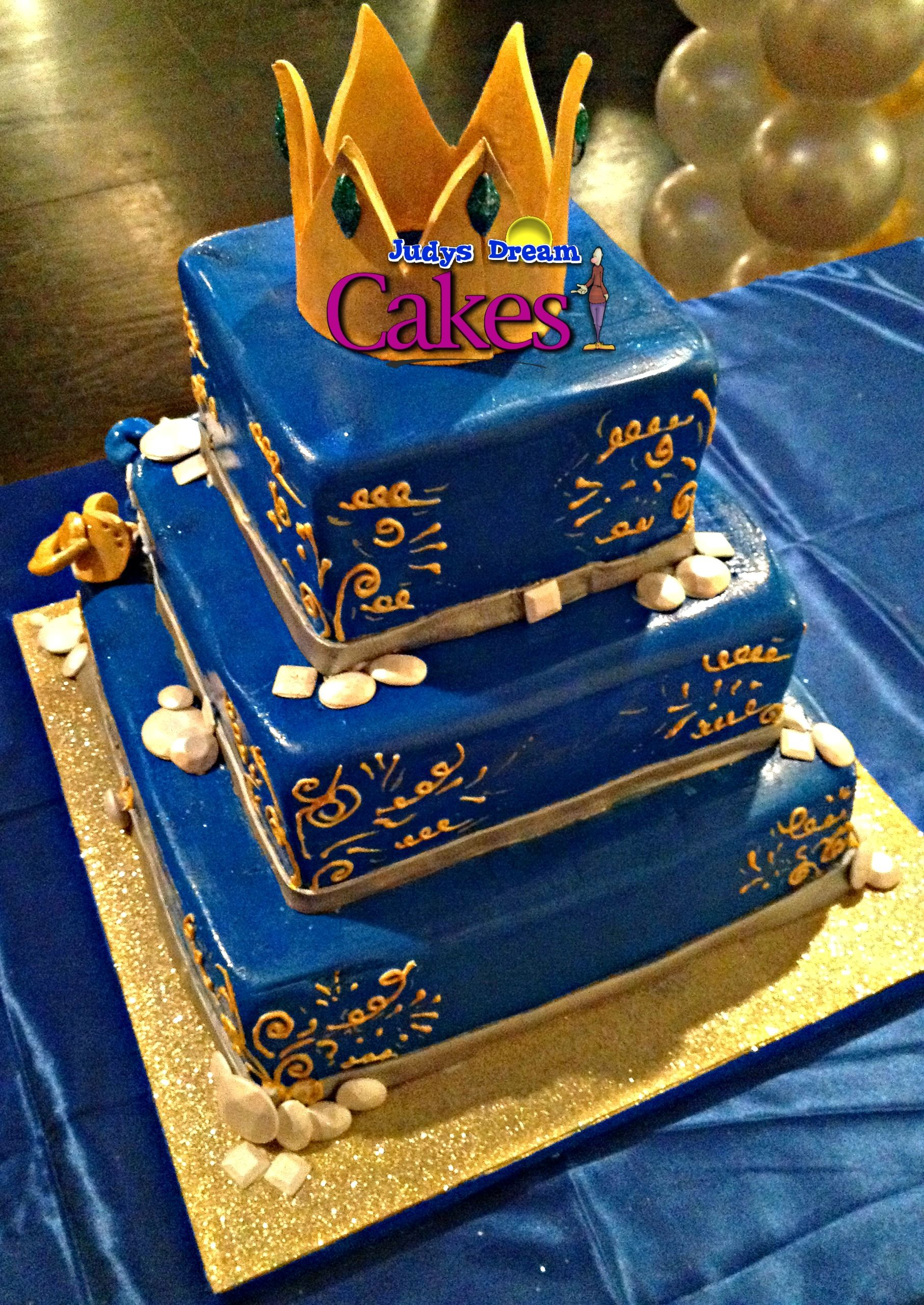 Prince Cakes For Boys | View Full Size
