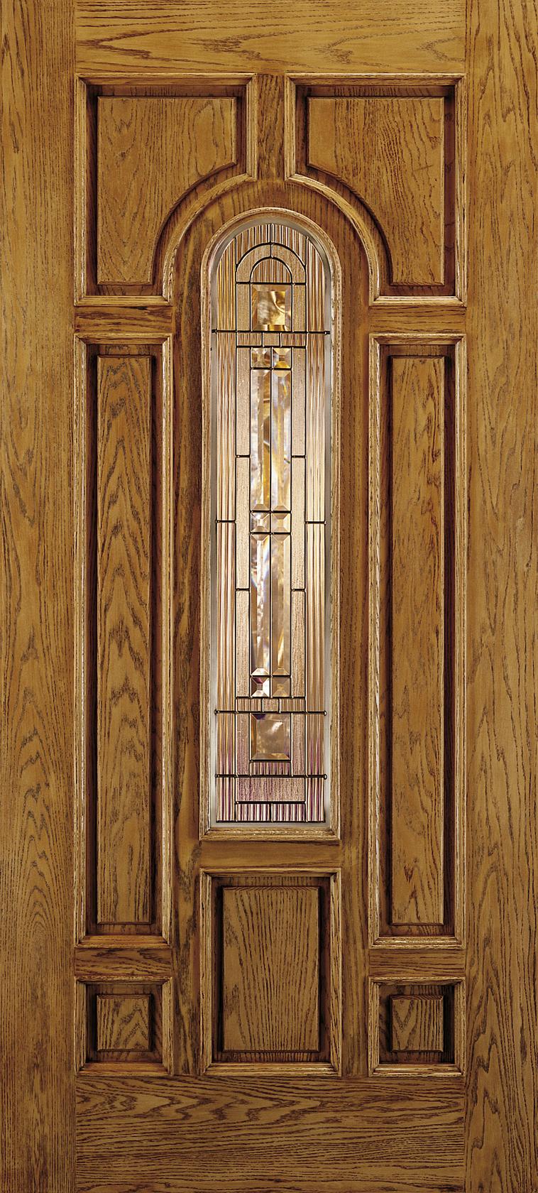 Aurora Custom Fiberglass Glass Panel Exterior Door Jeld Wen Doors Amp Windows Fiberglass Exterior Doors Energy Efficient Door Exterior Doors