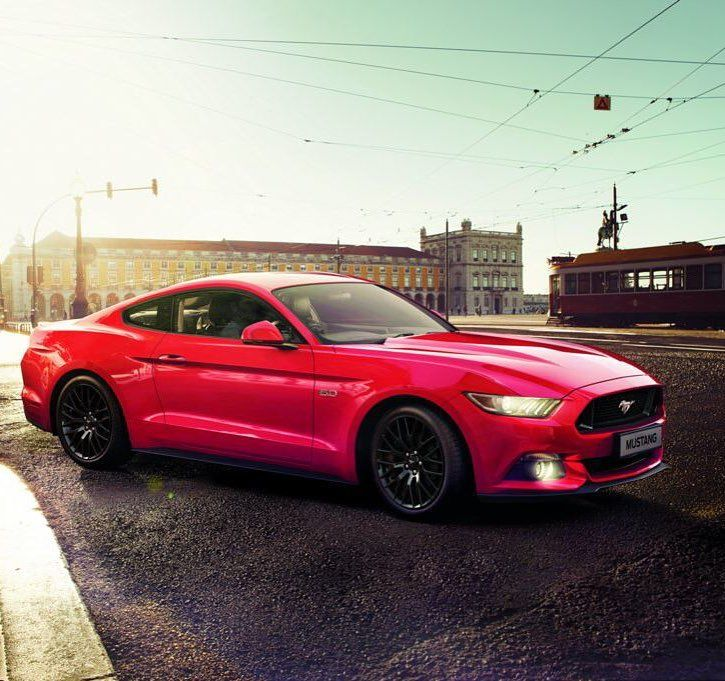 An Icon Comes To India The Ford Mustang Will Be Hitting Indian