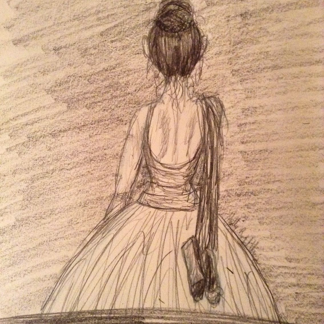 Ballerina #MRWart