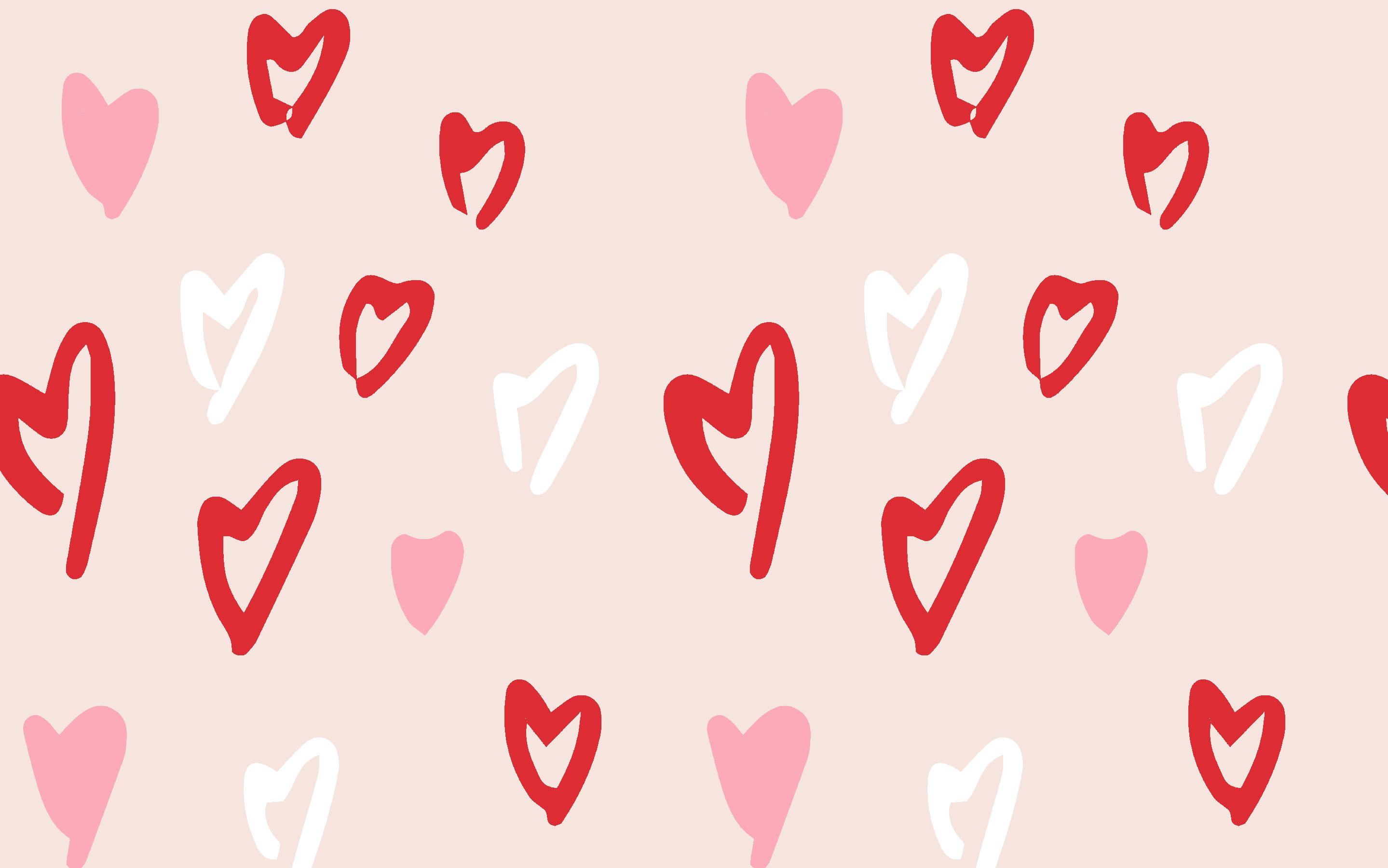 Free Valentine S Day Heart Wallpapers For Your Desktop Or Phone Heart Wallpaper Valentines Day Background Valentines Day Hearts