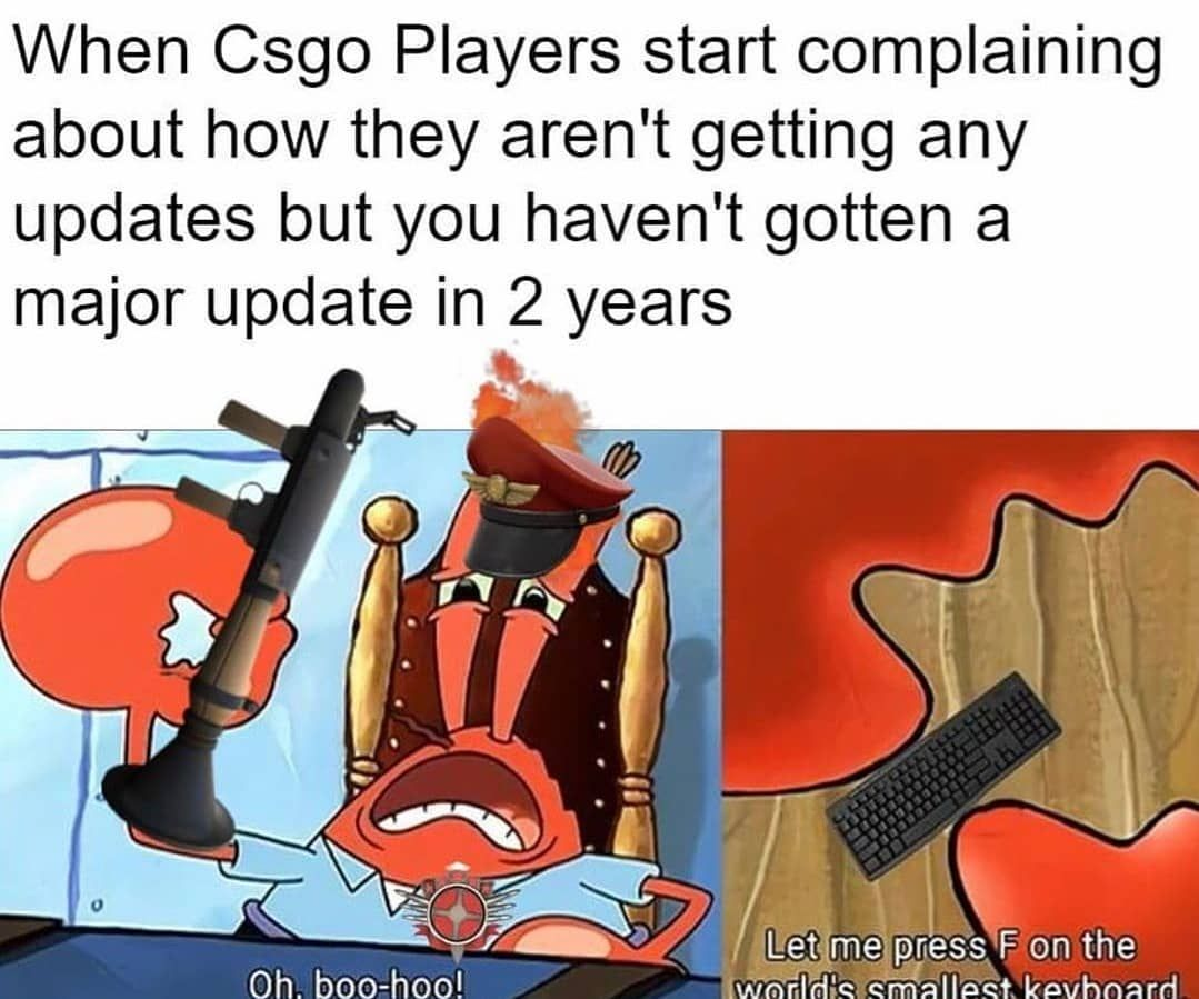 Pictame Webstagram Instagram Post By Engie Tf2memes All Them Csgo Players Who Play With A F Cking Intel I9 Sorry F Tf2 Memes Best Memes Cs Go Memes