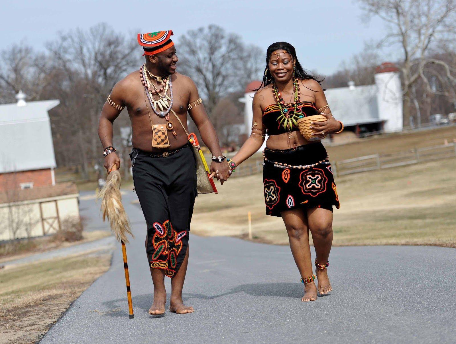 Tikar People Cameroon S Artistic Bamenda Grassfield Tribe With