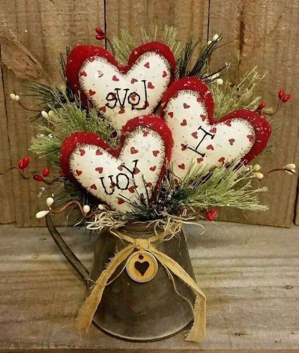 Gorgeous Valentines Day Decoration Ideas 21 Diy Valentines Decorations Diy Valentine S Day Decorations Valentine Decorations