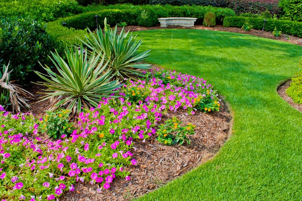 Planting Beds Design Ideas flower bed design ideas pictures remodel and decor Flower Bed Landscaping Ideas Flower Beds Ken Mark Turfatlanta