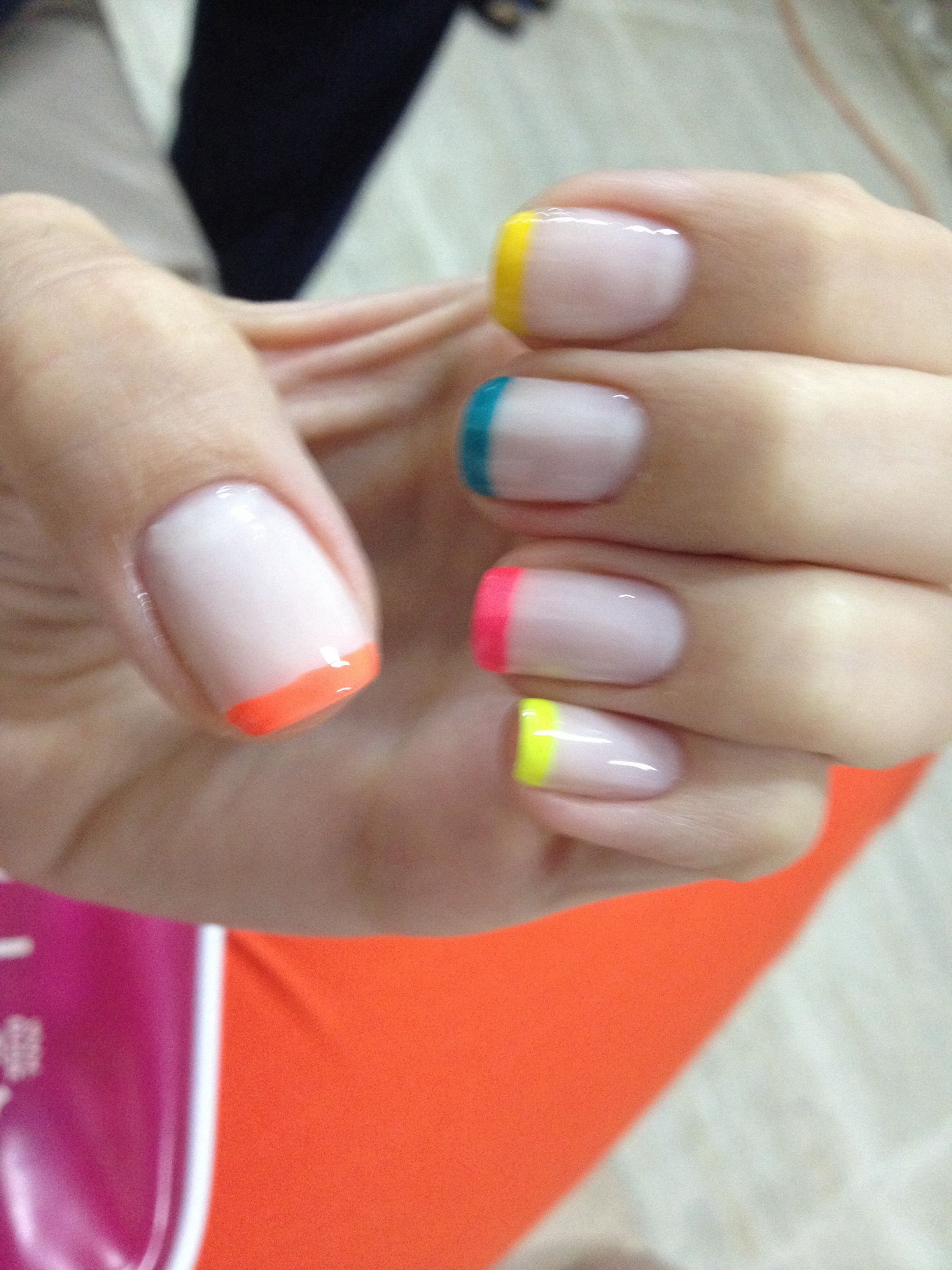 Carnaval nails