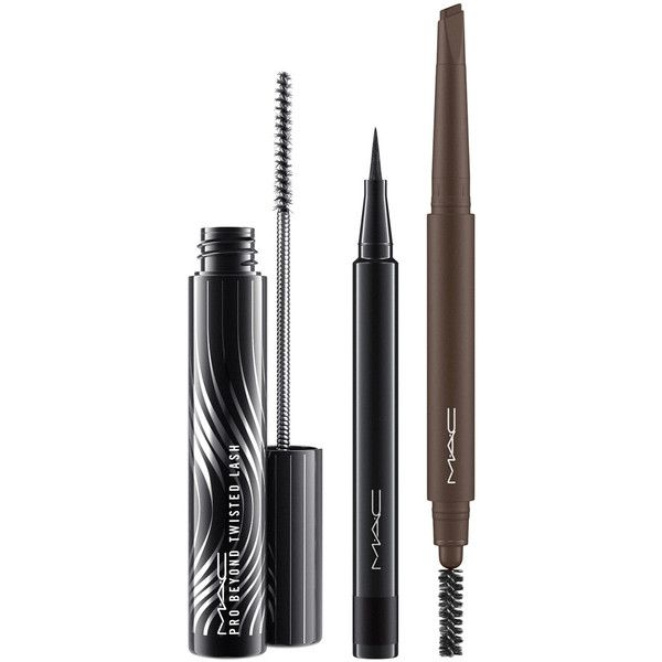 Mac Brow Sculpt Kit Taupe 30 Liked On Polyvore Featuring