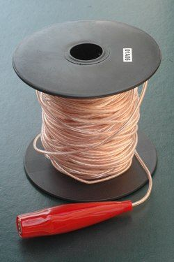 Simple wire spool with alligator clip works as a compact antenna either indoor or outdoor (better)