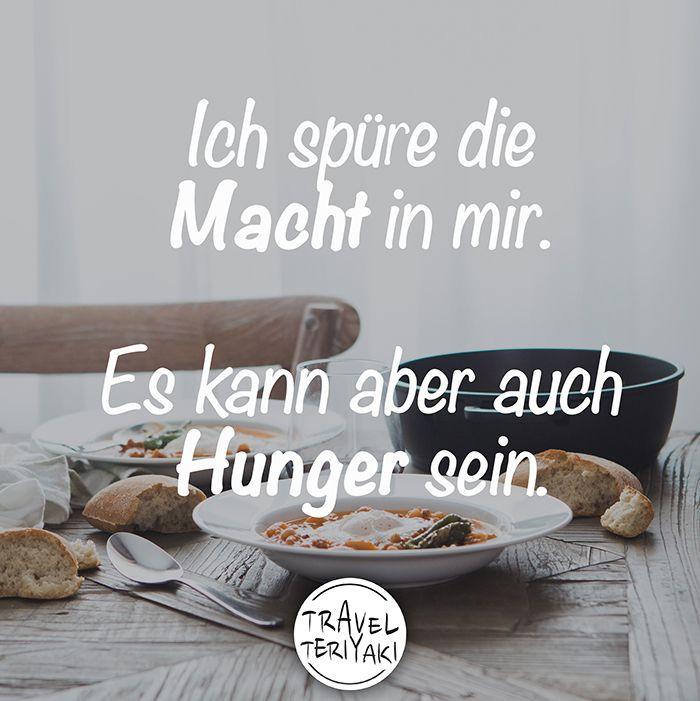 Die besten Zitate und Sprüche rund ums Thema Essen ...