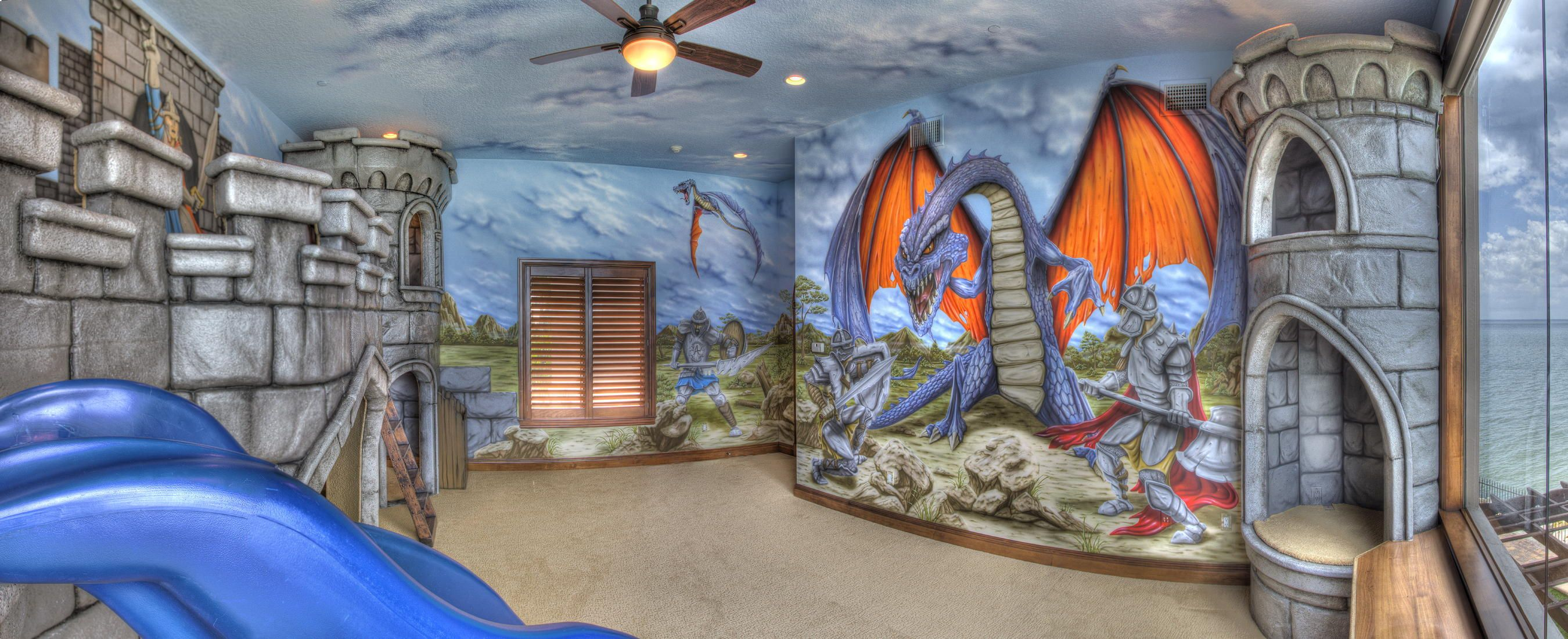 Dragon Themed Bedroom Google Search Playroom Design