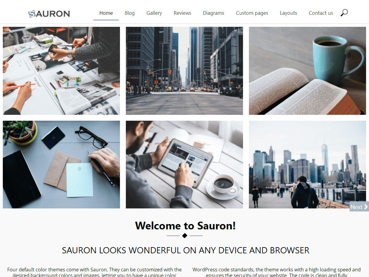 Do You Need High Quality Best Free Gallery Themes For Wordpress To Showcase Your Design Artwo Best Free Wordpress Themes Wordpress Theme Free Wordpress Themes