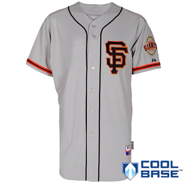 Sf Giants Road Throwback Jersey Is Hot Jersey Best Uniforms San Francisco Giants