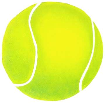 Tennis Ball Art Painting Tennis Art Tennis Crafts