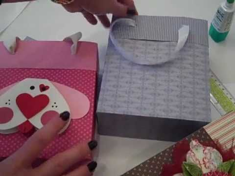 Make Your Own Gift Bag!