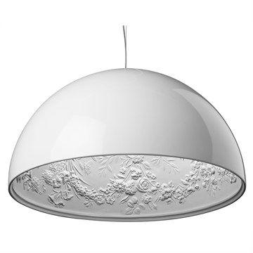 Lights · Replica Flos ...  sc 1 st  Pinterest & Replica Flos Skygarden Small Pendant Light - White | Lighting ... azcodes.com