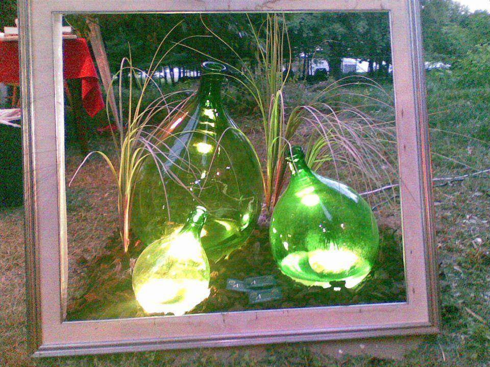damigiane da giardino | garden | pinterest | bricolage and gardens