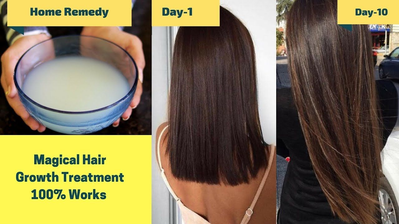 How To Grow Long And Thicken Hair Naturally And Faster Magical Hair Gr Thicken Hair Naturally Hair Thickening Hair Remedies For Growth