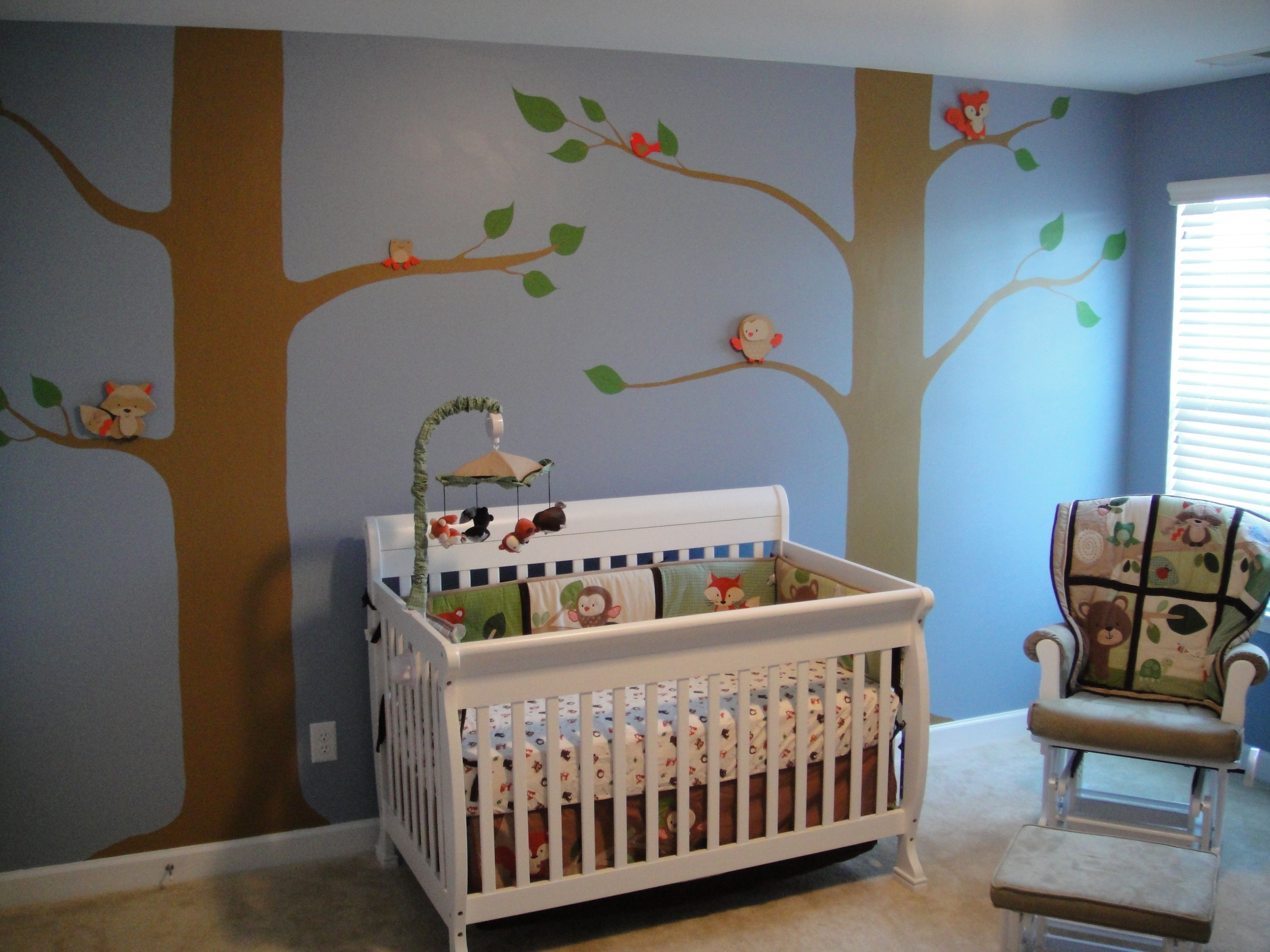 10 Baby Boy Room Ideas That Will Bring Convenience For Your Baby