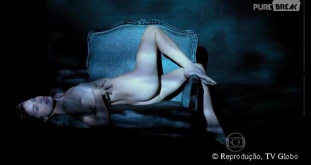 """De """"Verdades Secretas"""": Camila Queiroz."""