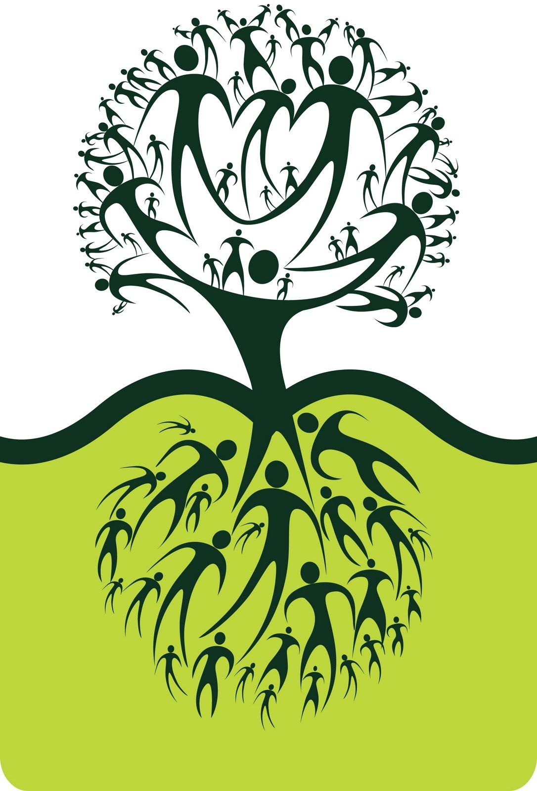Tree Drawings With Roots | It won\'t be constant enlightenment. There ...