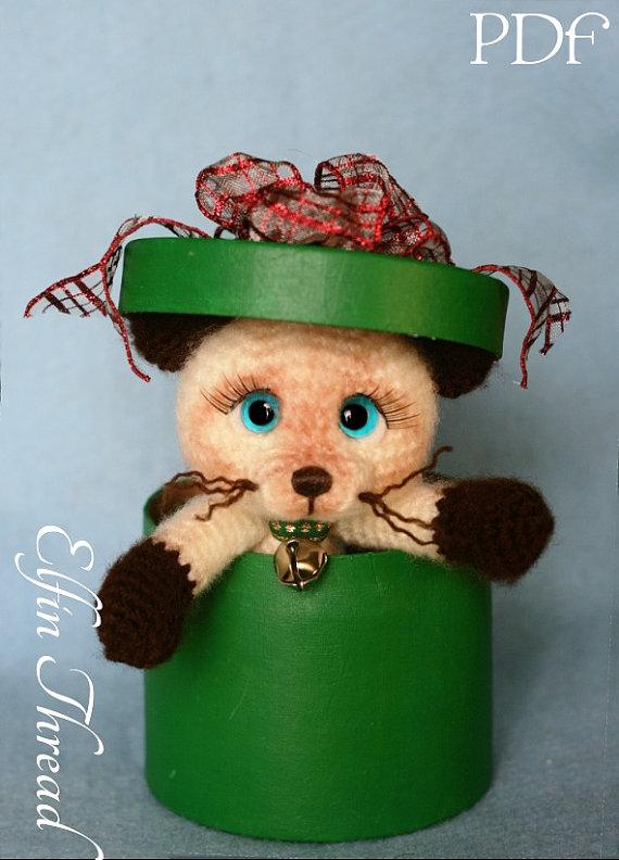 Othello the siamese kitten amigurumi pattern by Elfin Thread | Cat ... | 792x570