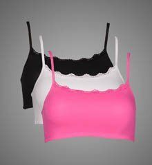 Fruit of the Loom 3-pack, Spaghetti Strap Sport Bras Fruit of the Loom. $13.50. Save 25% Off!