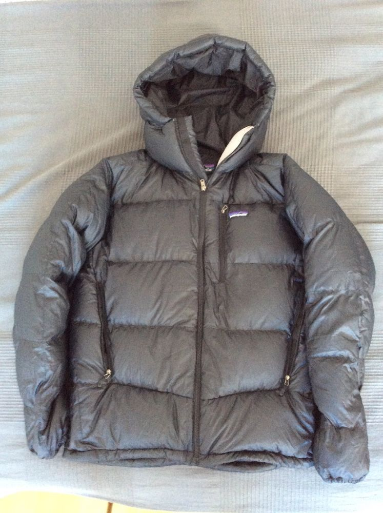 d33af14b961 Patagonia 800 Fill Goose Down Hooded Puffer Jacket - Black M mens #fashion  #clothing #shoes #accessories #mensclothing #coatsjackets (ebay link)