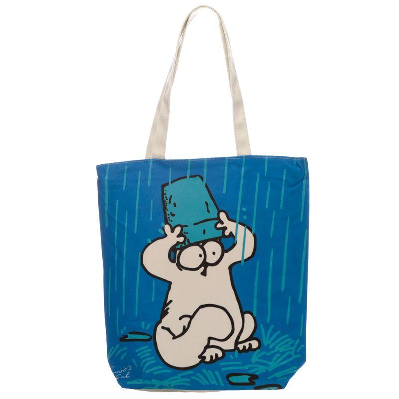 Handy Fold Up Shaun the Sheep Shopping Bag with Holder CHRISTMAS PRESENT GIFT
