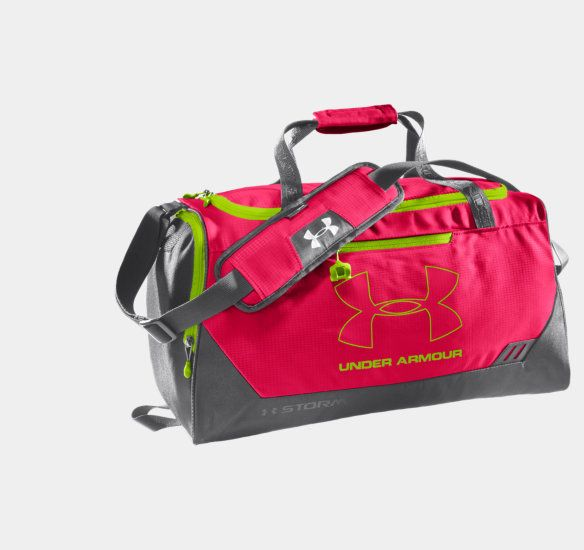 NEED a new gym bag.. Want one with obnoxious bright colors but it needs to  be pretty big.. Medium size (20x12x11 or something similar) d4f3694b33b02